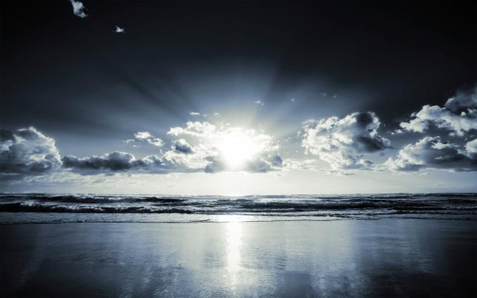 beach amazing view 2560x1600