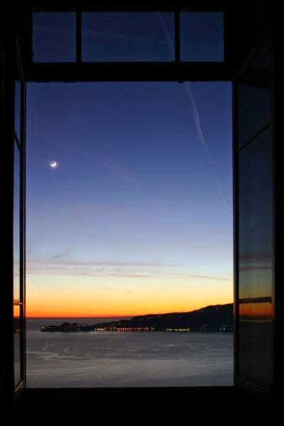 La finestra aperta